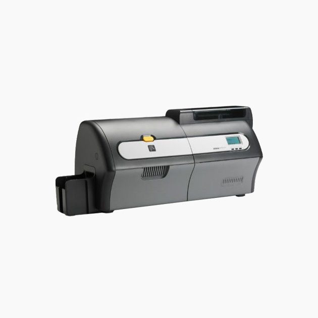 Printer ZXP Series 73; Dual Sided Printer, Single-sided Lamination, USB, 10/100 Ethernet